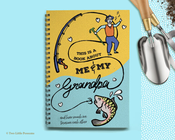 Grandpa Book, Grandpa Gift
