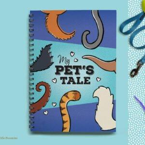 Pet Memory Keepsake Book